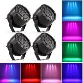 LEDステージライトランプRGBW PARライト