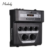 Muslady MF-8 Mini Karaoke Sound Audio Mixer