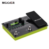 MOOER GE150 Amp Modelling & Multi Effects Pedal 55 Amplifier Models 151 Effects 80s Looper 40 Drum Rhythms 10 Metronome Tap Tempo OTG Function