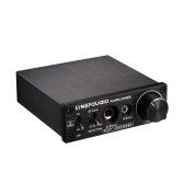 Усилитель стереозвука Компактный портативный усилитель аудиосигнала