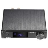 SMSL Q5 pro Mini Portable 3.5mm HiFi numérique AUX analogique / USB / coaxial / optique stéréo Amplificateur de puissance audio Amp avec télécommande