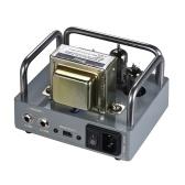 BIYANG Wangs Mini 5 Potężny 5 watowy wzmacniacz lampowy wzmacniacz gitarowy z rurami 12AX7 12BH7 6Z4