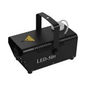 Fogger portátil de 500 W con control remoto inalámbrico