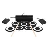 ポータブルデジタルモノ電子ドラムキット