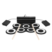 Kit de batería electrónica portátil mono digital