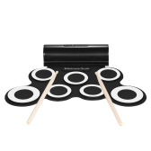 Portable Digital Mono Electronic Drum Set Kit