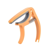 Single-handed Guitar Capo Quick Change Capo with Pin Puller Remover for Acoustic Folk Guitar