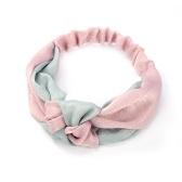 Frauen Vintage Stirnbänder Elastische Turban Kopf Wrap Schöne Leichte Haarband Elegante Hairlace