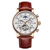 KINYUED Luxury Diamond Automatic Mechanical Watch