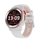 Интеллектуальные часы DT68 BT с круглым циферблатом Smartwatch