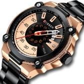 CURREN 8345 Man Wristwatch Quartz Watch