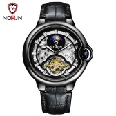 NOBJN Men Watch Mechanische Uhr