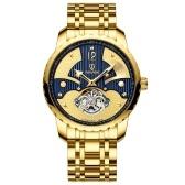TEVISE Men Fashion Автоматические механические часы