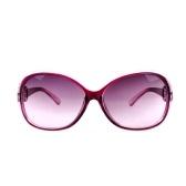 Nuevas mujeres gafas de sol de moda Jade Texture Gradient Sun Glasses