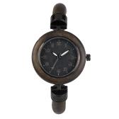 BEWELL ZS-W151A Zegarek damski z mechanizmem kwarcu, w stylu vintage, w stylu casual Bransoletka, bransoletka na rękę