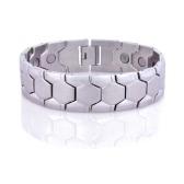 Neue Art und Weise Charme des Mannes Männliche Edelstahl-Stulpe-Armband-Armband-Ketten-Armband-Schmucksachen für Band-Partei