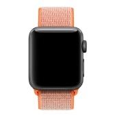 Assista banda relógio banda pulseira pulseira de nylon tecido esporte pulseira de relógio pulseira de loop para a apple watch 1/2/3
