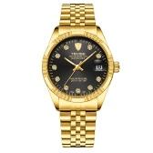 TEVISE Men Brand Assista Moda Luxo Relógio De Pulso