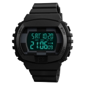 SKMEI Sport Digital Watch 5ATM Water-resistant Men Watches Backlight Wristwatch Male Relogio Musculino