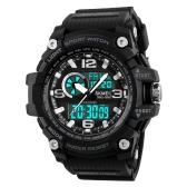 SKMEI Sport Digitaluhr 5ATM wasserdicht Unisex Uhren Hintergrundbeleuchtung Armbanduhr männlich weiblich Chronograph