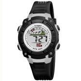 SYNOKE Sport Kinder Armbanduhren LED Digital Stoppuhr Alarm Leuchtende Wasserdicht Mädchen Junge Uhr
