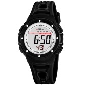 SYNOKE Sport Niños Relojes de pulsera LED Digital Cronómetro de alarma Luminosa Resistente al agua Girl Boy Watch