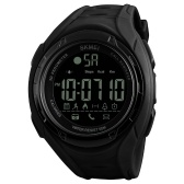 SKMEI 1316 Smart Watch Analogowy cyfrowy krokomierz Calorie Fitness Tracker Zegarek Fashion Casual Sportowy zegarek 5ATM Wodoodporny Backlight BT Wielofunkcyjny mężczyzna Zegarki dla Androida i iOS