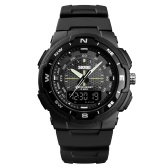 SKMEI 1454 Herren Analog Digital Elektronische Uhr