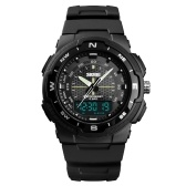 SKMEI 1454 Men Analog Digital Electronic Watch