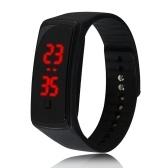 JY0932 Reloj electrónico digital multifunción Moda Casual Deportes al aire libre Reloj de pulsera Hora Minuto Reloj para estudiante de negocios