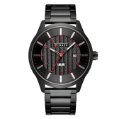 CURREN 8316メンズ腕時計クォーツブランド腕時計腕時計