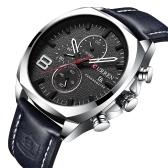 CURREN 8324 Man Quartz Sport Watch