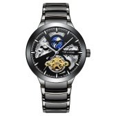 TEVISE T845B Business Men Mechanical Watch