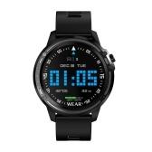 Водонепроницаемые умные часы Microwear L8 IP68 с 1,2-дюймовым 240 * 240-пиксельным дисплеем