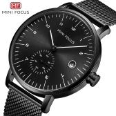 MINI FOCUS Homens Relógio Quartzo
