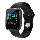 I5 Smart Bracelet Sports Watch Schermo TFT da 1,3 pollici BT4.2 Fitness Tracker IP67 Impermeabile Sonno / Frequenza cardiaca / Monitor della pressione sanguigna Pedometro Modalità sport multipli Notifica / Chiamata / Promemoria sedentario Telecamera remota Compatibile con Android iOS