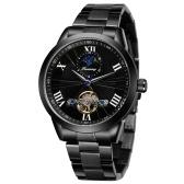 FORSINING montre mécanique automatique en acier inoxydable pour hommes montre-bracelet d