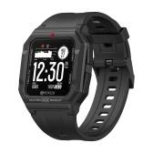 Zeblazeアレス1.3インチIPSスクリーンスマートウォッチレトロ超軽量時計