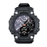 LOKMAT ATTACK 1.28-inch TFT Full-Touch Screen Outdoor Sports Smart Watch