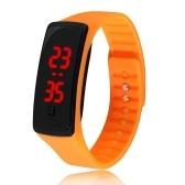 JY0932 Многофункциональные Цифровые Электронные Часы Мода Повседневная Спорт На Открытом Воздухе Наручные Часы Час Минута Дисплей Часы для Бизнес-Студента