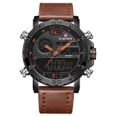 NAVIFORCE NF9134 Quartz Fashion Watch with Gift Box