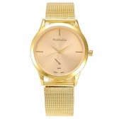 JYHWJ9062 mujeres reloj de pulsera de cuarzo simple moda casual mujer relojes