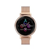 MC11 Women Smart Watch Women Waterproof BT Watch