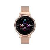MC11 Women Smart Watch Women Orologio impermeabile BT