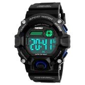 SKMEI Męskie sportowe cyfrowe zegarki na rękę