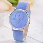 Moda Classic Multi-dial Amazing Watch Color Change Sunlight Quartz Wrist Watch Mulheres Outdoors