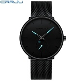 CRRJU 2150 montre homme quartz ultra-simple