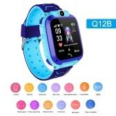 Inteligente Inteligente para Crianças Q12B Smartwatch