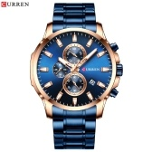 Curren Men Watch Business