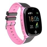 HW11 1.44 Inch Touchscreen GPS + LBS Tracker Kids Smart Watch